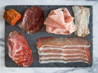 Mockford Cured Pork