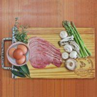 Shoulder Bacon Mockford Pork