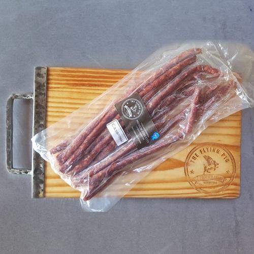Cabanossi 500g @ R105 - Mockford Pork