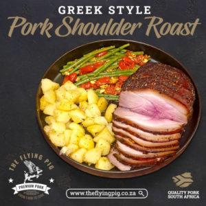 Pork Shoulder Roast | Limpopo | The Flying Pig