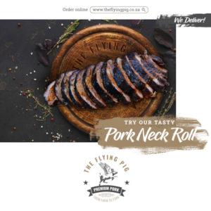 Pork Neck Roll | Pork Roasts | Gauteng