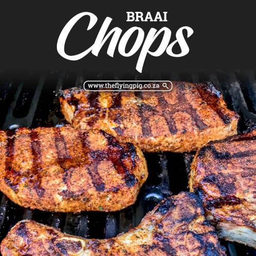 Summer Braai Chops | The Flying Pig | Limpopo