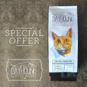 Bayhound COffee Works | Collared Cat Bend | Limpopo