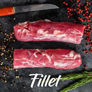 The Flying Pig | Pork Fillet | Limpopo
