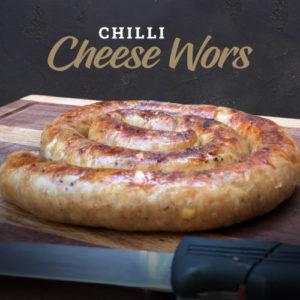 Chilli Cheese Wors | Boerewors | Gauteng