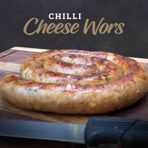 Chilli Cheese Wors   Boerewors   Gauteng