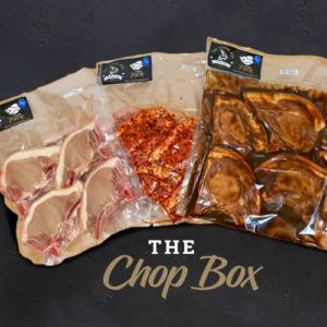 The Chop Box | The Flying Pig | Gauteng