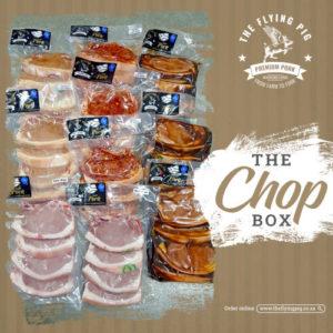 Pork Loin Chop Box | The Flying Pig | Gauteng