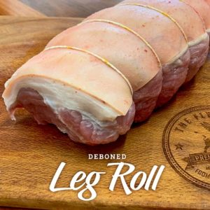 Deboned Leg Roll | Pretoria | The Flying Pig | Order Online