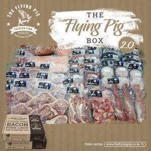 30kg Pork hamper | Farm Fresh Pork | Gauteng