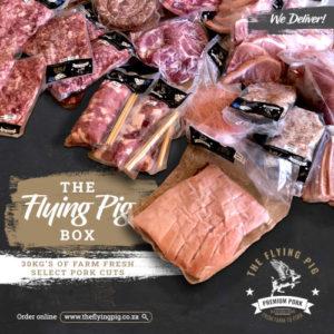 Pork | The Flying Pig Box | Pretoria