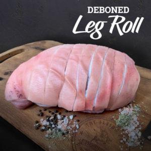 The Flying Pig | Deboned Leg Roll | Gauteng