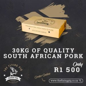 The Flying Pig Pork Box Centurion | Bulk Pork Savings