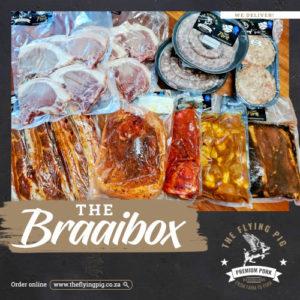 Pork Braai Hamper | The Flying Pig | Gauteng