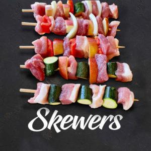 Pork Skewers | The Flying Pig | Braai TIme