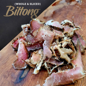 Pork Biltong | South Africa | Braai Snack