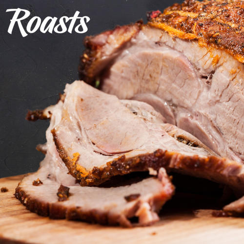 The Flying Pig Roasts