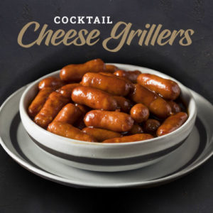 Cocktail Cheese Grillers | The Flying Pig