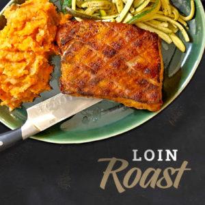 Loin Pork Roast | The Fliyng Pig | Gauteng |