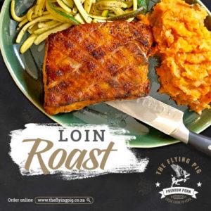Loin Pork Roast | The Flying Pig | Gauteng |