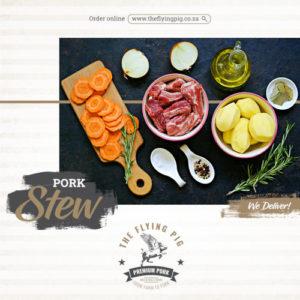 PORK Stew | The Flying Pig | Pretoria