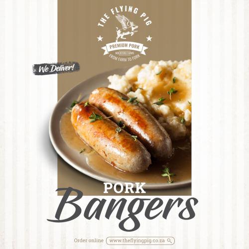 Pork Bangers   Gauteng